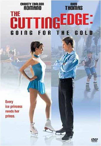 The Cutting Edge - Going for the Gold (Christy Romano) DVD Movie