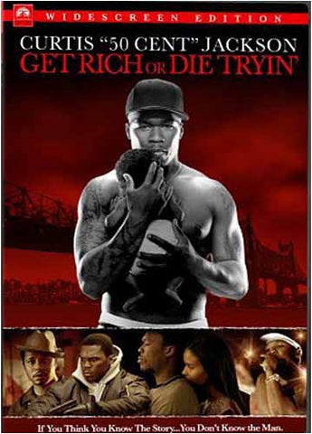Get Rich Or Die Tryin' (Widescreen Edition) DVD Movie