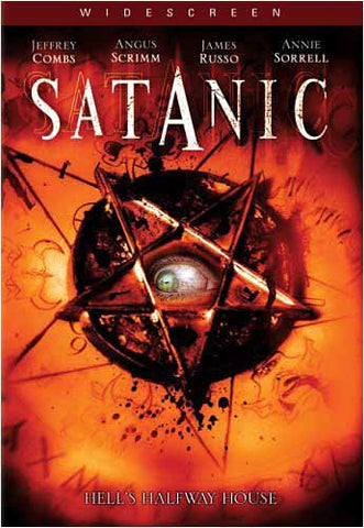 Satanic DVD Movie