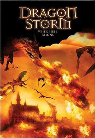 Dragon Storm DVD Movie