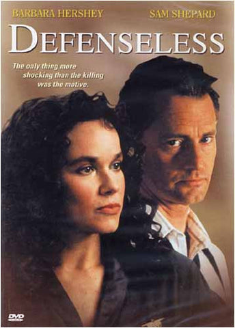 Defenseless DVD Movie