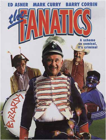 The Fanatics DVD Movie