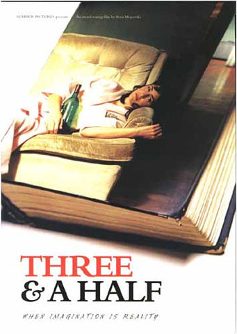 Three and a Half DVD Movie