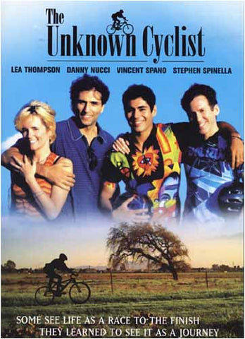 The Unknown Cyclist DVD Movie