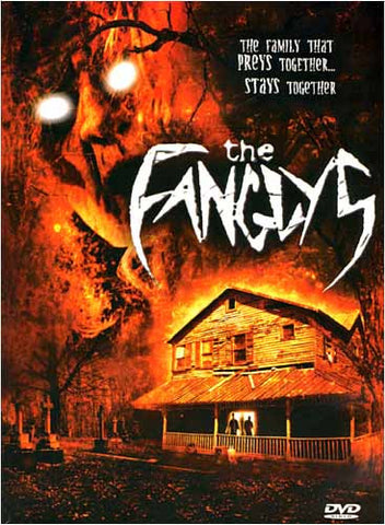 The Fanglys DVD Movie