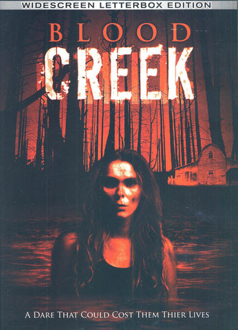 Blood Creek (Widescreen Letterbox Edition) DVD Movie