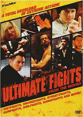 Ultimate Fights Vol. 2 DVD Movie