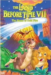 The Land Before Time - The Stone of Cold Fire (Vol. 7)