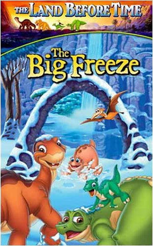 The Land Before Time Vol. VIII - The Big Freeze DVD Movie