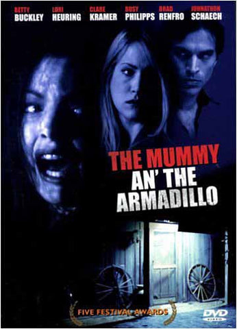 The Mummy An' The Armadillo DVD Movie