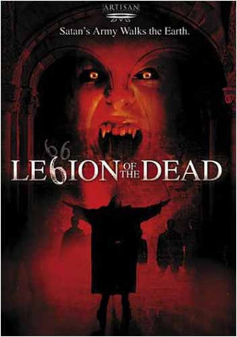 Legion of the Dead DVD Movie