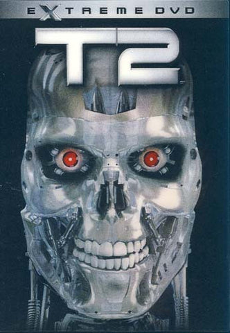 Terminator 2 - T2 Judgment Day (Extreme DVD) DVD Movie