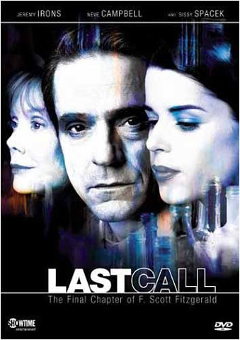 Last Call (Jeremy Irons) DVD Movie