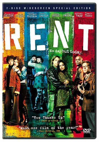 Rent (2-Disc WidescreenSpecial Edition) DVD Movie