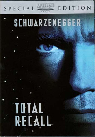 Total Recall (Special Edition) DVD Movie