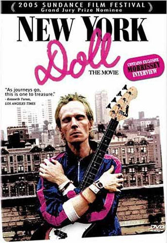 New York Doll DVD Movie