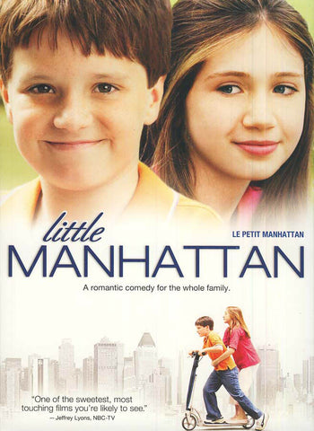 Little Manhattan (Le Petit Manhattan) DVD Movie