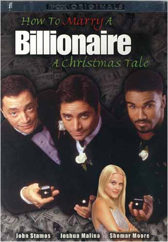 How to Marry a Billionaire - A Christmas Tale DVD Movie