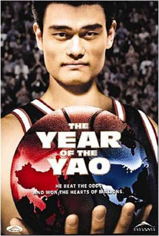 The Year of the Yao DVD Movie