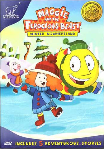 Maggie and the Ferocious Beast - Winter Nowhereland DVD Movie