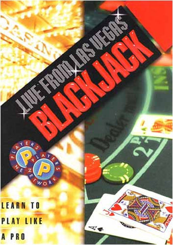 Live From Las Vegas: Blackjack DVD Movie