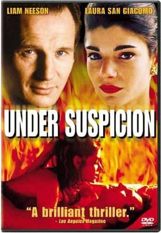 Under Suspicion (Simon Moore) DVD Movie
