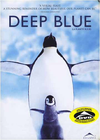 Deep Blue (Bilingual) DVD Movie