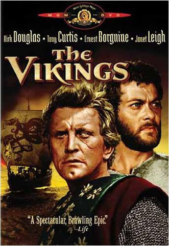 The Vikings DVD Movie