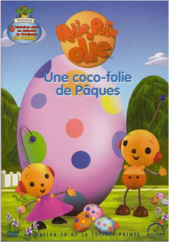 Rolie Polie Olie - Une Coco-Folie de Paques DVD Movie