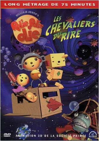 Rolie Polie Olie - Les Chevaliers du Rire DVD Movie