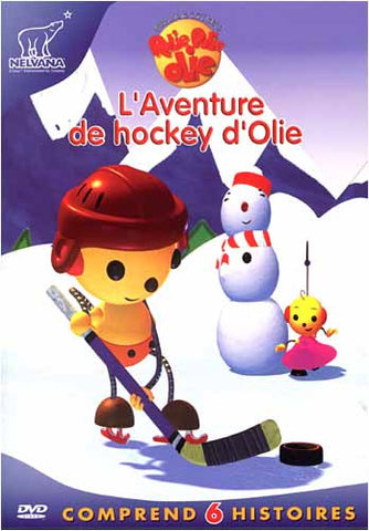 Rolie Polie Olie - L Aventure de Hockey d Olie DVD Movie