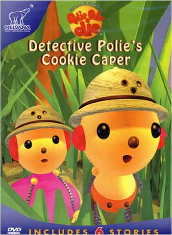 Rolie Polie Olie - Detective Polie's Cookie Caper DVD Movie