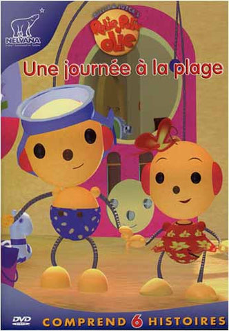Rolie Polie Olie - Une Journee a la Plage DVD Movie