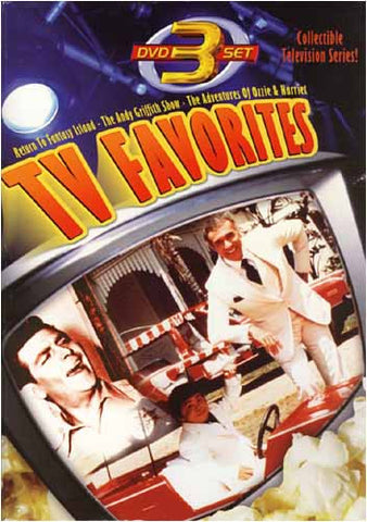 TV Favorites (Boxset) DVD Movie