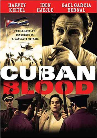 Cuban Blood DVD Movie