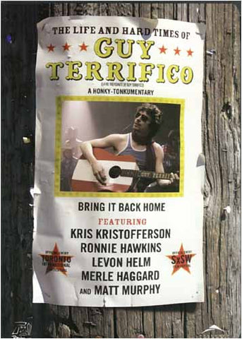 The Life And Hard Times Of Guy Terrifico(bilingual) DVD Movie