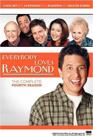 Everybody Loves Raymond - The Complete Fourth Season (Boxset) DVD Movie