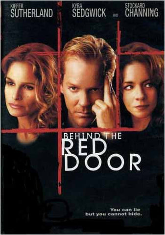 Behind the Red Door DVD Movie