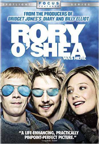 Rory O Shea Was Here(Bilingual) DVD Movie