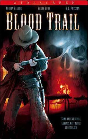 Blood Trail DVD Movie