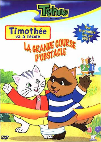 Timothee va a l'ecole - La grande Course d'obstacle DVD Movie