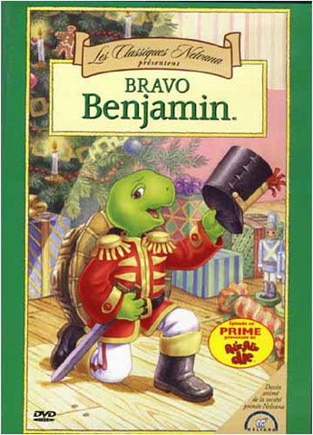 Benjamin - Bravo Benjamin DVD Movie