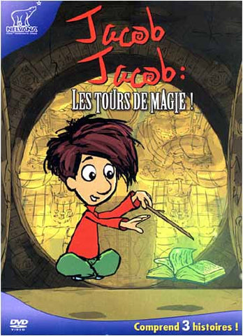 Jacob Jacob - Les Tours De Magie! DVD Movie
