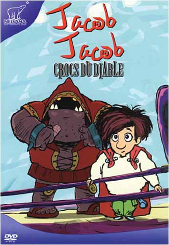 Jacob Jacob - Crocs Du Diable DVD Movie
