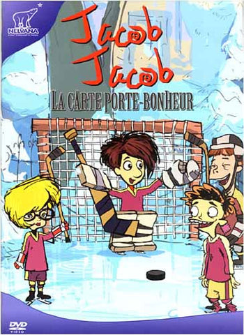 Jacob Jacob - La Carte Porte-Bonheur DVD Movie