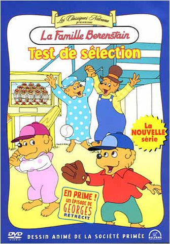 La famille Berenstain - Test de Selection DVD Movie