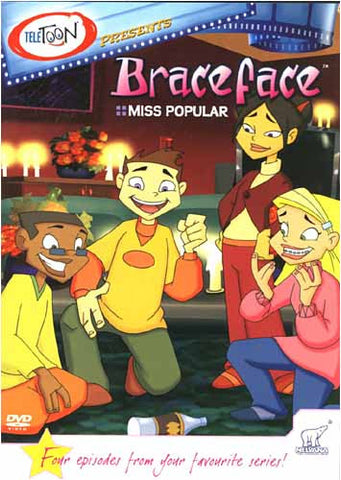 Braceface - Miss Popular - Volume 4 DVD Movie