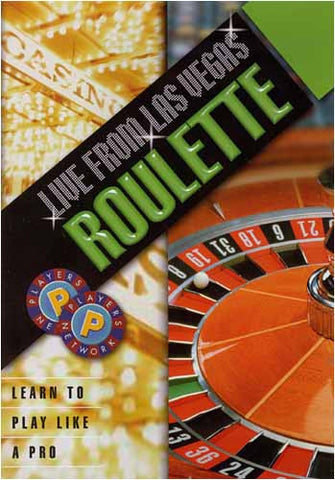Live From Las Vegas: Roulette DVD Movie