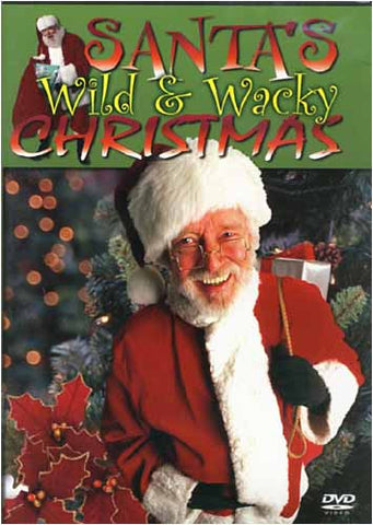 Santa's Wild & Wacky Christmas DVD Movie