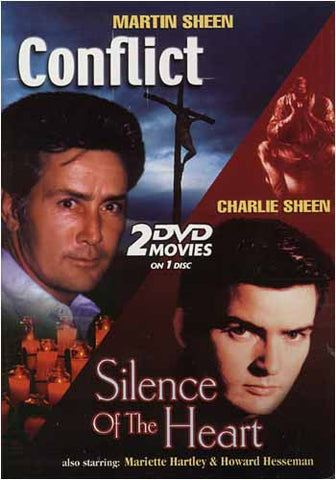 Conflict / Silence of the Heart DVD Movie